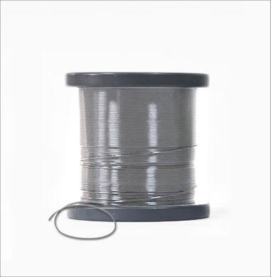 被膜ステンレスワイヤー(シルバー)