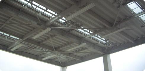 工場・倉庫内などでの鳥害対策イメージ4