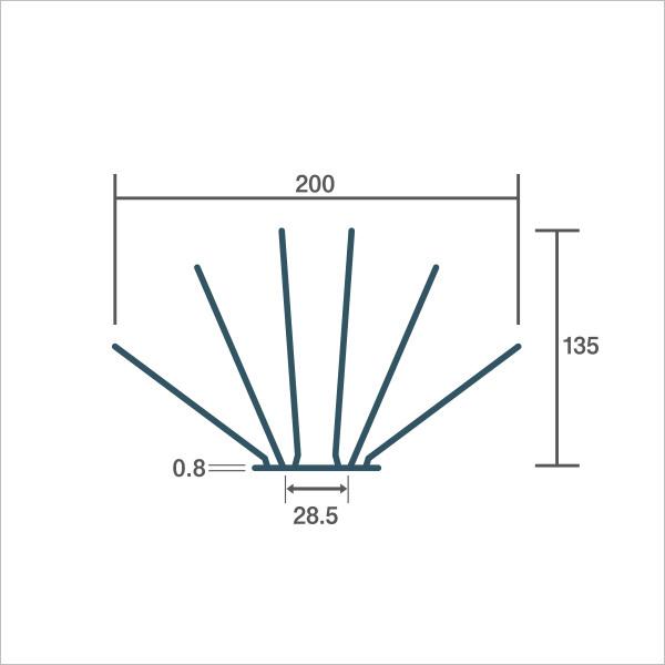 オールステンレススーパーワイド図3