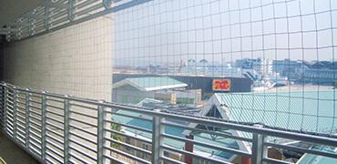 マンション、ビル、戸建て、事務所での鳥害対策写真その4