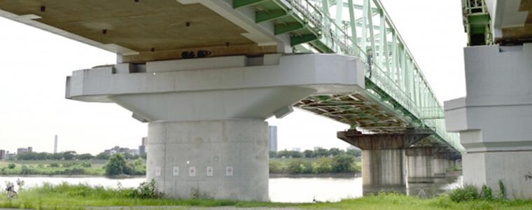 橋梁・高架下など