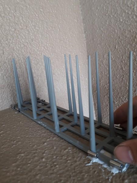 バードレスマット設置工事 施工写真その3